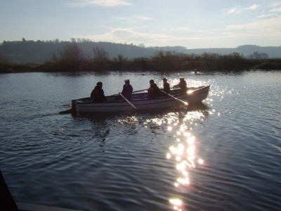 2nd Beeston rowing