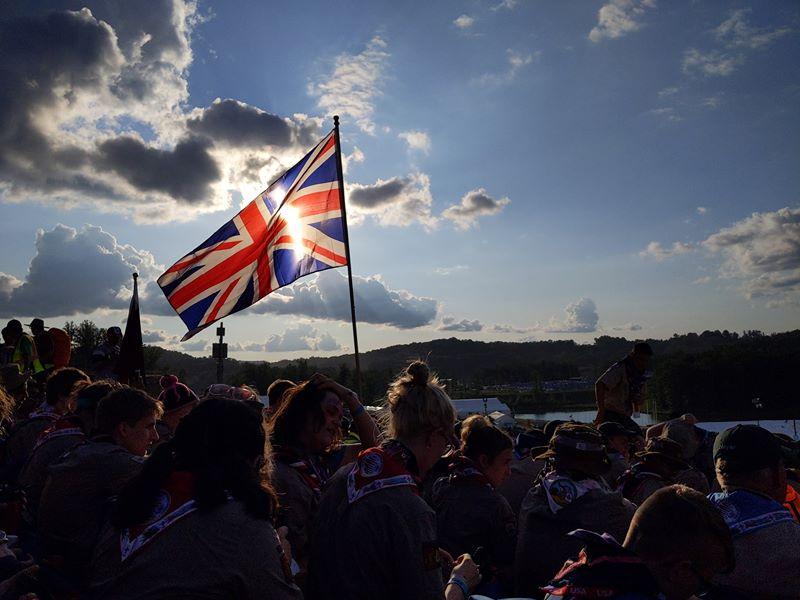 World Scout Jamboree – in Pictures | South West Notts Scouts